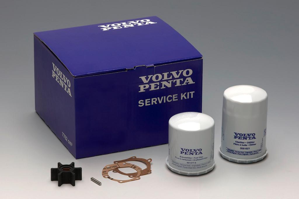 Volvo Penta Neuteile