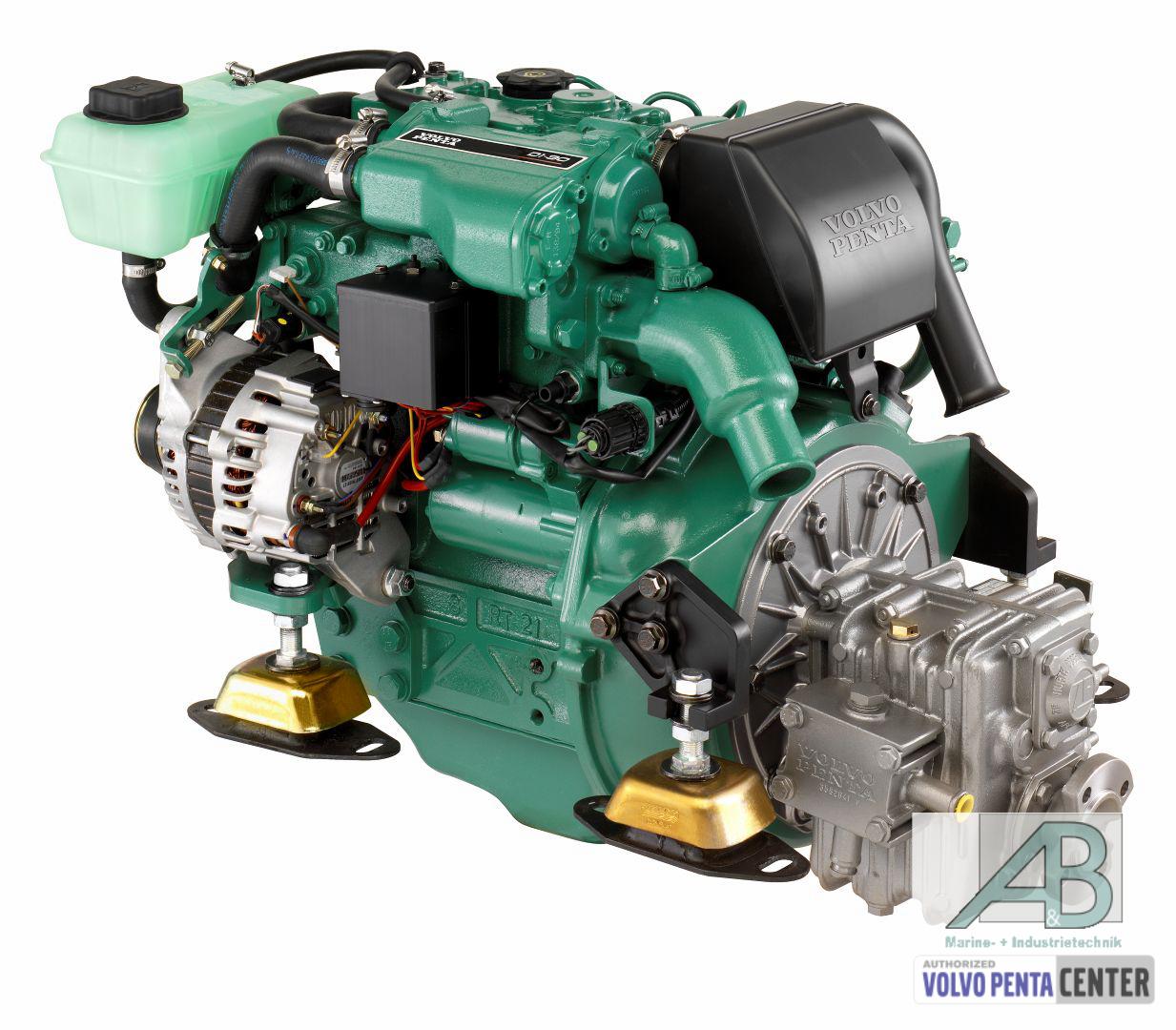 Volvo Penta - Kompakt Diesel