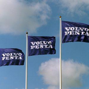 Volvo Penta Garantie.