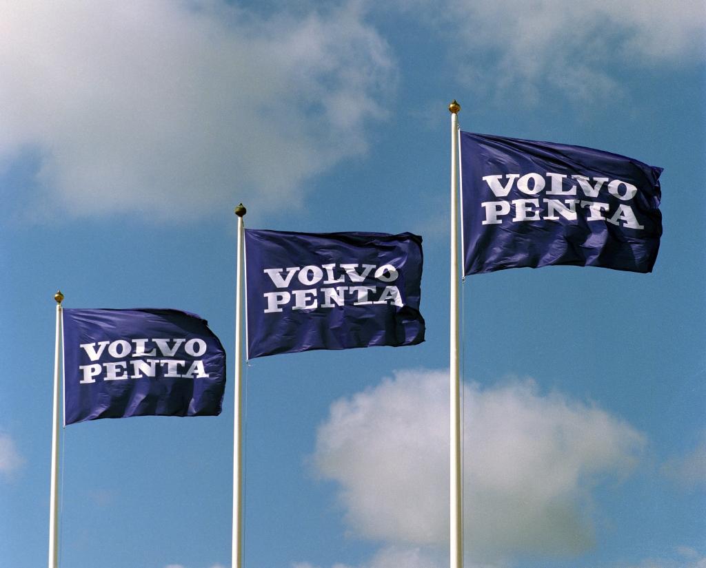 Volvo Penta Garantien